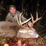Matt Katfuss 2009 BuffaloCounty Buck